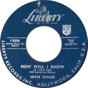 TAYLOR JOYCE - 57 HOYT C