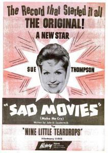 Thompson, Sue - 09-61 - Sad Movies