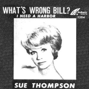 THOMPSON SUE - 63 PS A