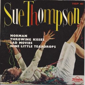 THOMPSON SUE - 63 PS B SWE