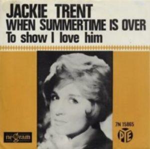 TRENT JACKIE - 65 NETH