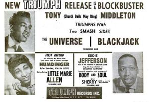 Triumph Records - 03-59 - Blockbuster