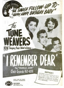 Tune Weavers - 11-57 - I Remember Dear
