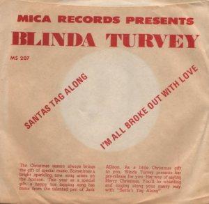 TURVEY BLINDA - 60'S B