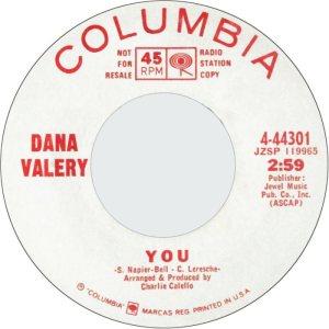 VALERY DANA 67 A