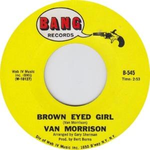 Van Morrison Popboprocktiludrop