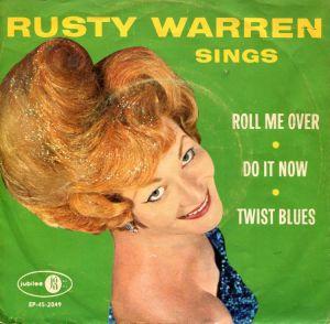WARREN RUSTY - 63 A