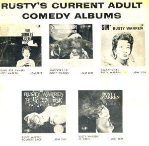 WARREN RUSTY - 63 B