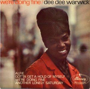 WARWICK DEE DEE 66 UK