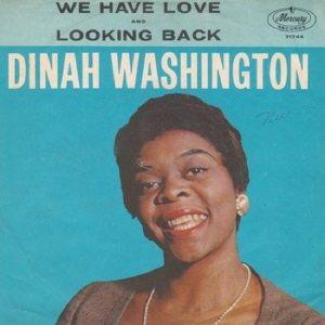 WASHINGTON DINAH 60 A