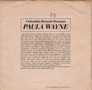 WAYNE PAULA 66 B