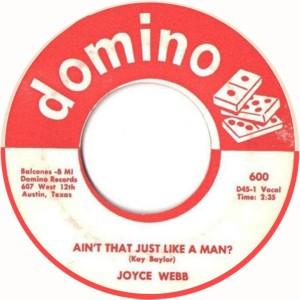 WEBB JOYCE 59 B
