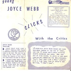 WEBB JOYCE 59 D