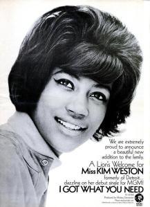 Weston, Kim - 04-67 - I Got What You Need