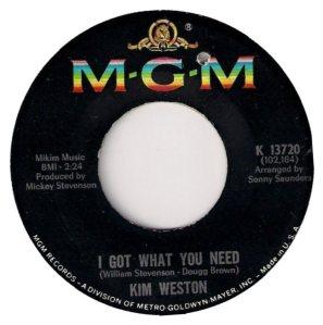 WESTON KIM 67 B