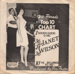 WILSON JANET - 60S A