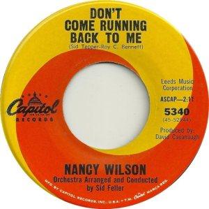 WILSON NANCY - 65 C