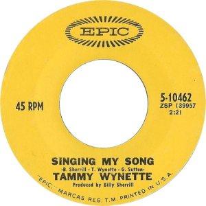 WYNETTE TAMMY 69 B