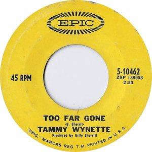 WYNETTE TAMMY 69 C