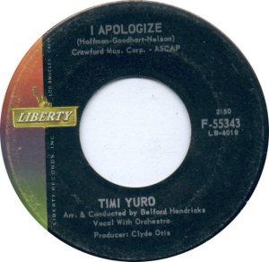 YURO TIMI - 61 B