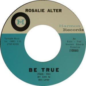 ALTER ROSALIE 62 A