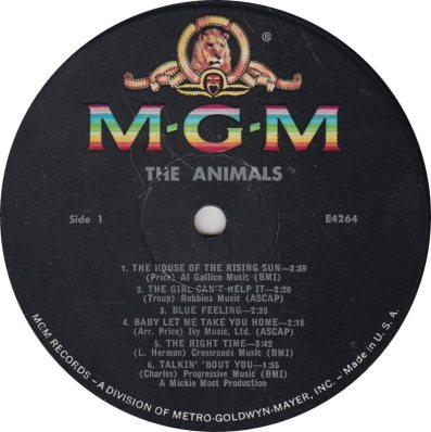 ANIMALS 01 A