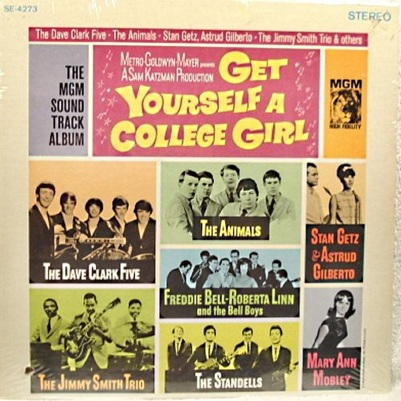 ANIMALS & CLARK FIVE COLLEGE GIRL
