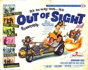 ASTRONAUTS - OUT OF SIGHT MOVIE POSTER
