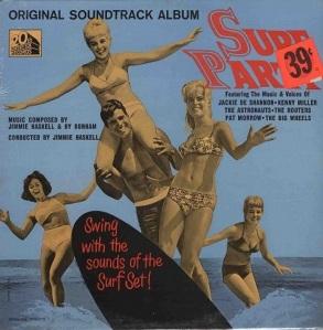 ASTRONAUTS - SURF PARTY LP