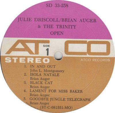 AUGER & DRISCOLL - 01 A