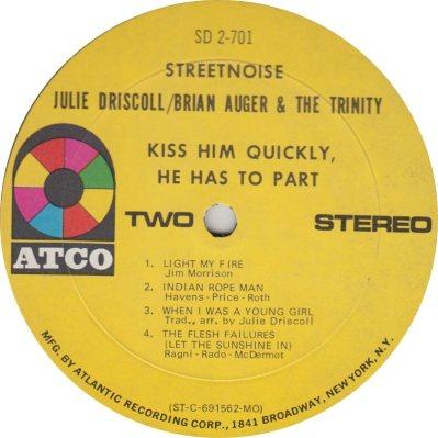 AUGER & DRISCOLL - 03 B