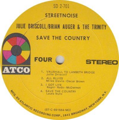 AUGER & DRISCOLL - 03 D