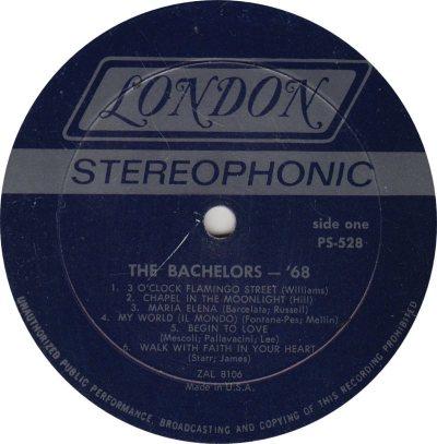 BACHELORS - 08 A