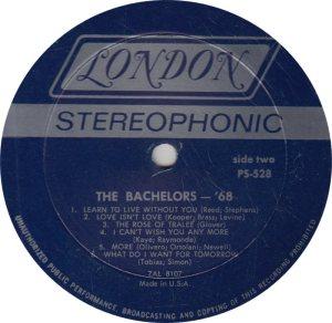 BACHELORS - 08 B