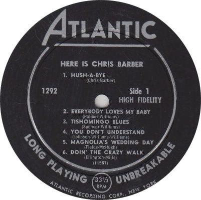 BARBER CHRIS - 02 A