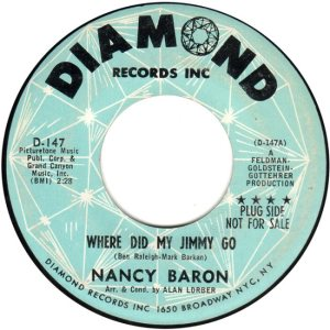 BARON NANCY - 63 DI