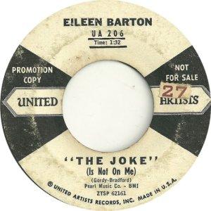 BARTON EILEEN 60 B