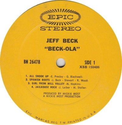 BECK JEFF - 02 A