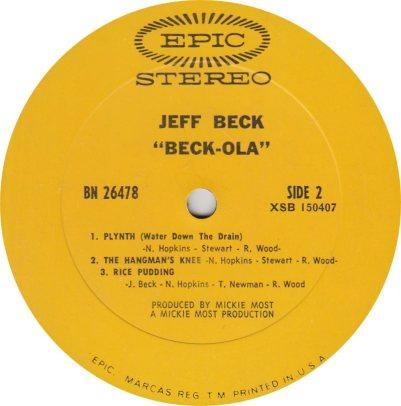 BECK JEFF - 02 B