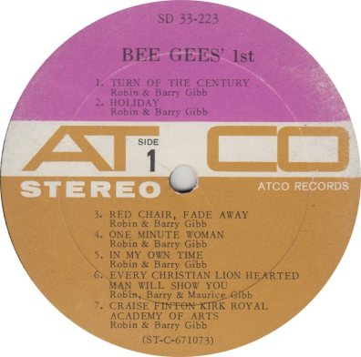BEE GEES - 01 A