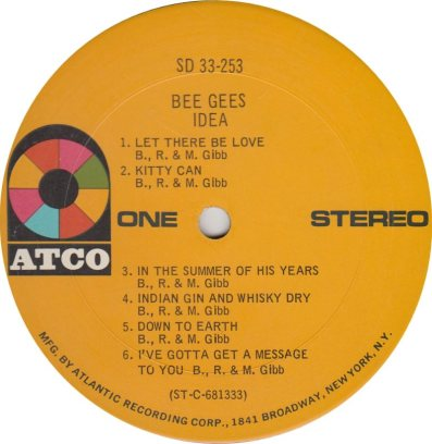 BEE GEES - 02 A