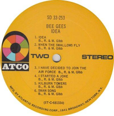 BEE GEES - 02 B