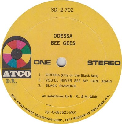 BEE GEES - 04 A