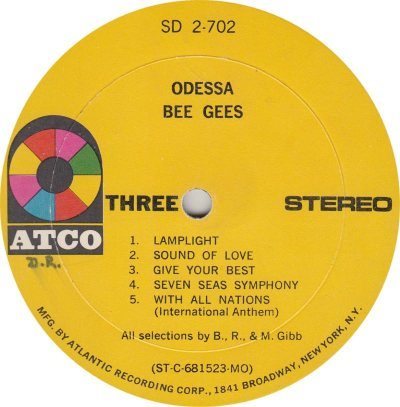 BEE GEES - 04 C