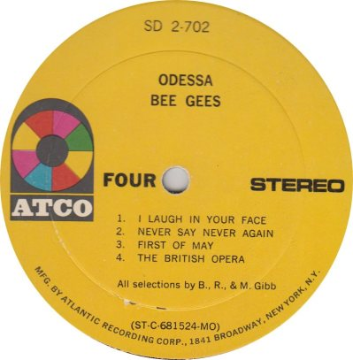 BEE GEES - 04 D