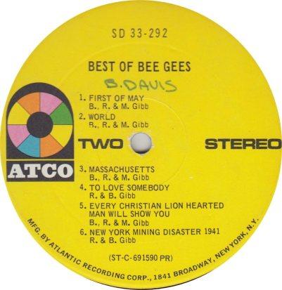 BEE GEES - 05 B