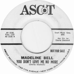 BELL MADELINE 64 A