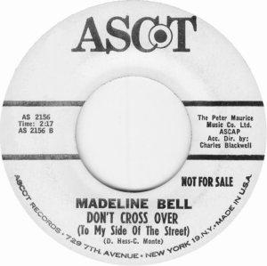BELL MADELINE 64 B