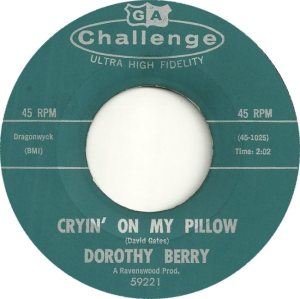 BERRY DOROTHY - 63 A