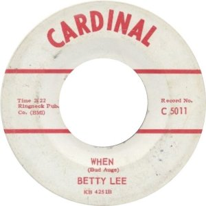 BETTY LEE 64 B